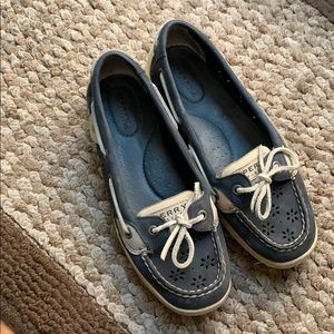 Sperry top sliders slip on shoes Size 7